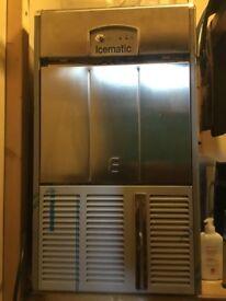 Ice machine- icematic 4 years old