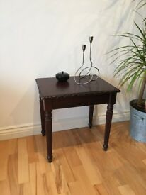 Small wooden table £32 only!