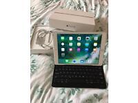 iPad Air 2 16gb Wifi+cellular EE + Bluetooth keyboard