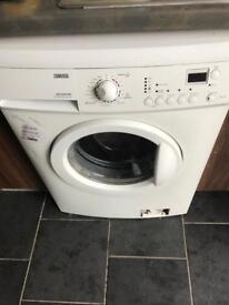 Zanussl 7kg washing machine