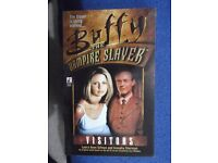 Buffy The Vampire Slayer paperback - Visitors - As New condition