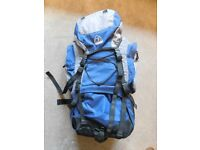 Euro Hike Back Pack with One Man Tent & Mats