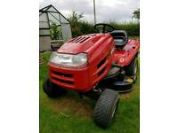 Mtd ride on mower... offers welcome