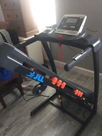 JLL S300 Motorised folding electric treadmill
