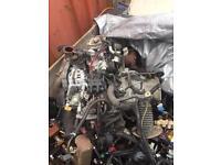 Subaru forester turbo engine