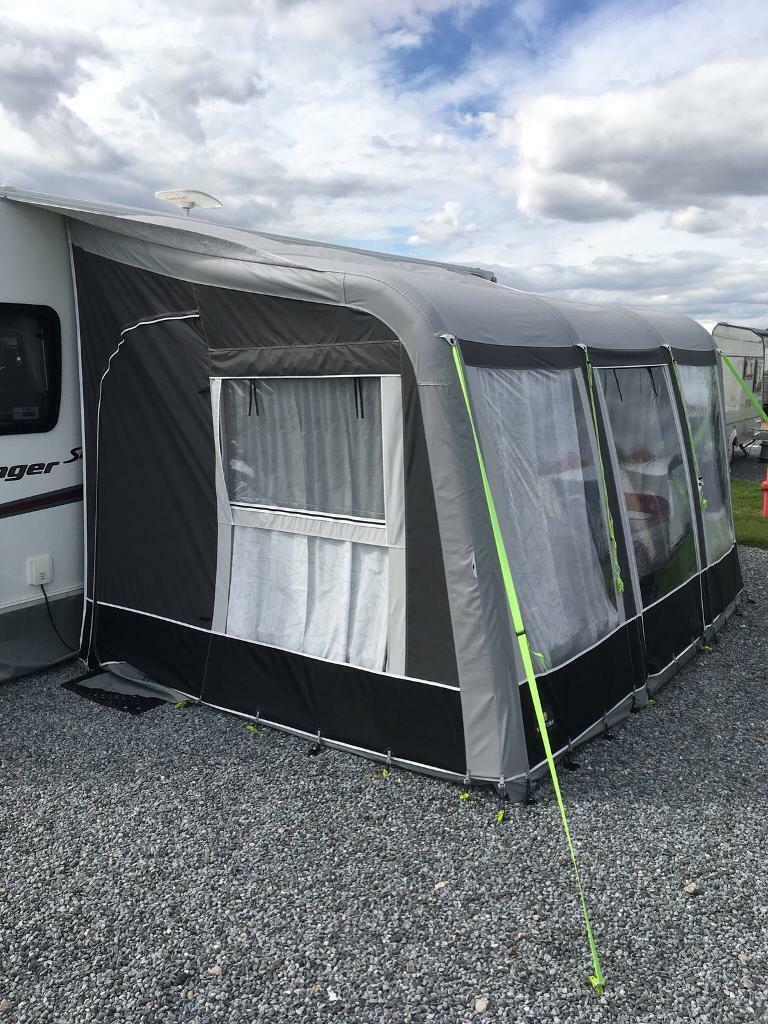 caravan awning Ventura (Isabella) 390 Pascal air awning ...