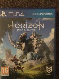 Horizon PS4 game