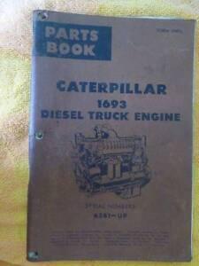 Caterpillar Truck Engines History