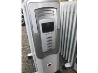 2pcs electric Oil radiator