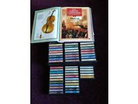 The Great Composers and their Music - Complete set of 65 audio cassettes and magazines