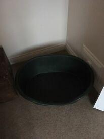 Medium/Large Dog Bed for sale