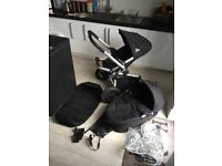Quinny Buzz pram & pushchair & accessories