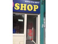 SHOP IN EXCELLENT CENTRAL LOCATION FOR SALE OR RENT