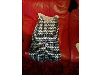 3 playsuits size 16/18