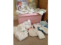 Washable nappies, various makes and sizes