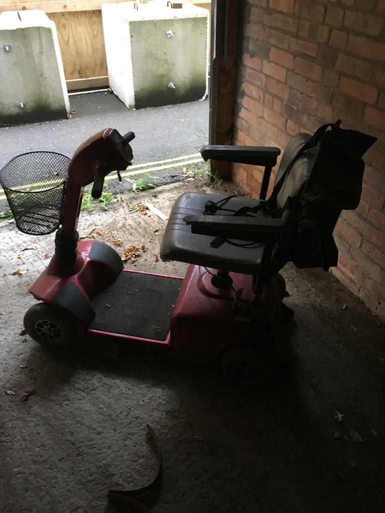 Mobility Scooter condition unknown