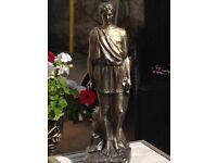 Lovely Greek goddess statue
