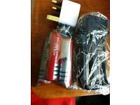 Vape batteries and charger new unused