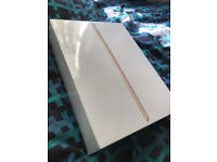 ipad 6th generation 128GB WiFi GOLD