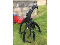 Saris Bones Three-Bike Boot Rack - Black