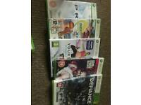 Xbox 360 games mixed