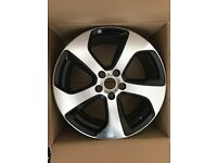 "VW 18"" GTi alloy wheel"