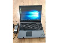 HP Compaq 6710b Intel dual core 3GB ram 120GB HDD Windows 10