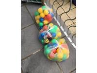 FREE—Ball pit balls