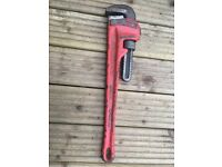 Rothenberger 70154 Pipe Wrench