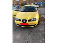 Seat Ibiza sx 1.2 sale or swaps only (some px welcome)