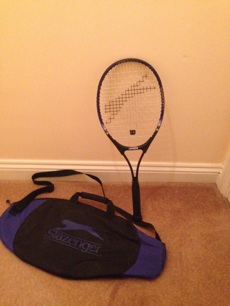 Slazenger Tennis Bags Slazenger Tennis Racquet Tim