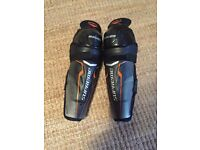 Junior Ice Hockey Leg Protectors / Shin Guards