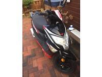 Lexmoto echo 50cc moped