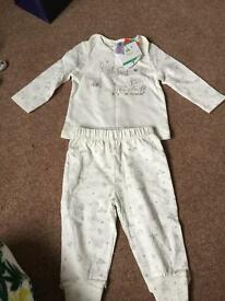 3-6 month bambi outfit