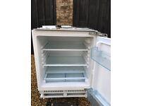 Integrated under counter fridge - for repair