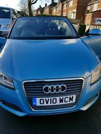 Audi a3 convertable