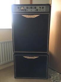 Ashdown 500w bass amp combo 6x10