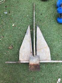 12 kg boat anchor