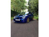 Subaru Impreza R Sport WRX STi Replica 12 months MOT