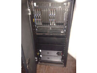 IBM HP BCH BladeCenter H Blade Server Chassis Plus UPS, Power Pack and Cabinet ( New lower Price )