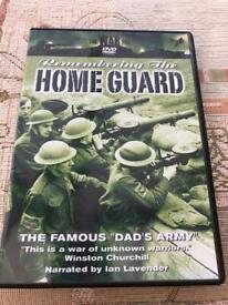 Remembering The Homeguard DVD