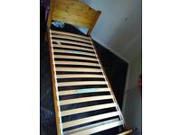 Single Trundle Bed *FREE*