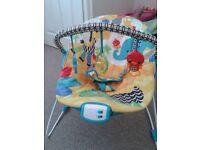 Baby Bouncer Chair Safari