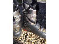 Ski skiing boots Tecnica