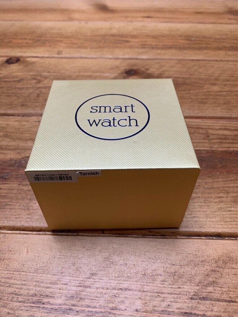 Men's Smart Watch KW18 black