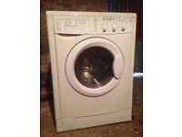 Indesit washing machine/tumble dryer in one