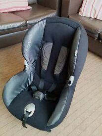 Maxi Cosi Priori XP Group 1 Car Seat Black