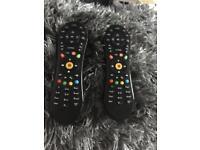 Virgin remotes