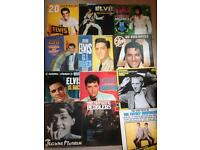 1960s (and prior) LP records £2 each or *6 for £10* Elvis 1950s