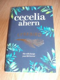 LYREBIRD. BY CECELIA AHERN. IN NEW CONDITION
